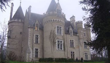 franck abed chateaux hantes